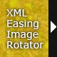 Resizable XML Easing Image Rotator - ActiveDen Item for Sale