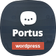 Portus - News Portal & Magazine WordPress Theme
