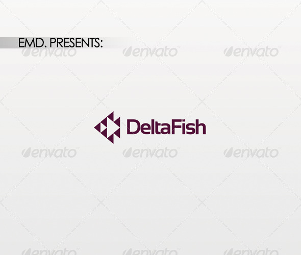 Delta Fish Logo
