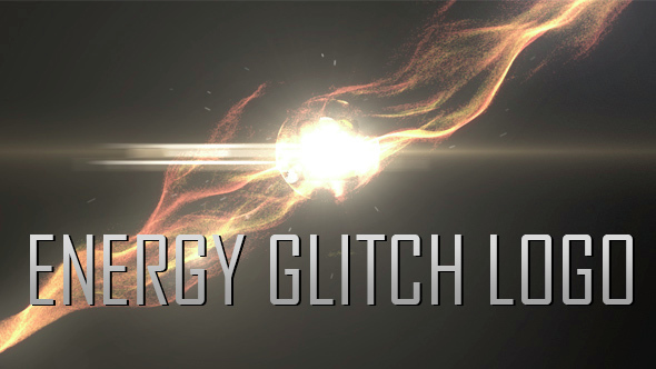 Download Energy Glitch Logo nulled download