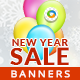 HTML5 Sale Banners - GWD - 7 Sizes