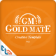 GoldMate - Multipurpose WordPress Theme