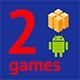 2 Amazing BuildBox Game Templates (Bundle 2): Android; Easy Reskin; AdMob & Chartboost Ads