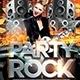 Party Rock Flyer