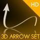 3D Arrow Set 1 - VideoHive Item for Sale