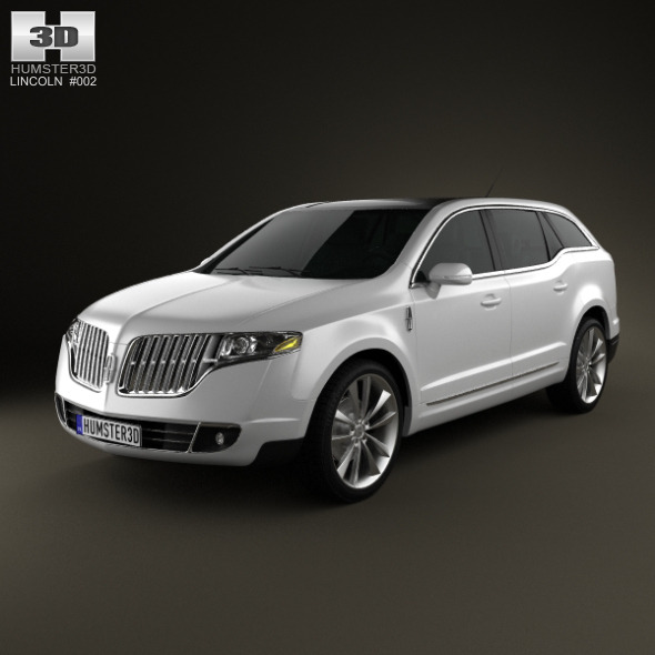 Lincoln MKT 2012 - 3DOcean Item for Sale
