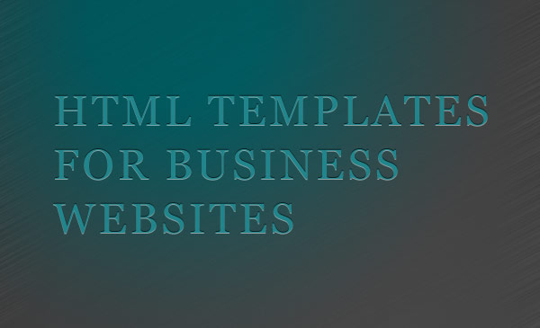 My Top Business Templates
