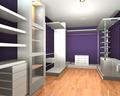 empty interior for walk-in-closet - PhotoDune Item for Sale