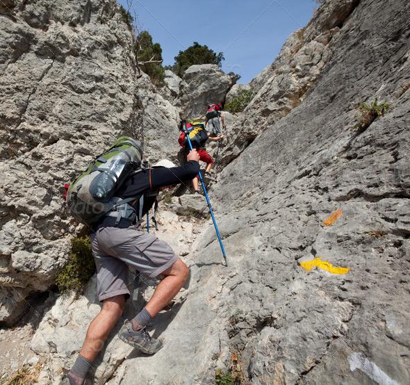 Stock Photo - PhotoDune Climbing 1493811