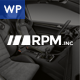 Car Dealership Landing Page WordPress - RPM