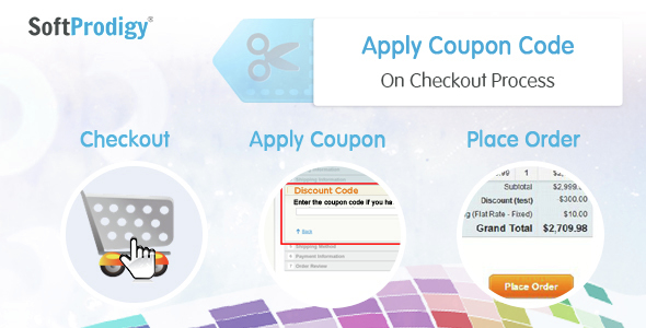 Apply Coupon Code on Checkout Process Checkout