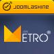 JSN Metro - Responsive Joomla Creative Template