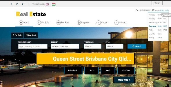 Multilanguage Real Estate Agency Pro (Miscellaneous) Download