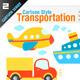 Cartoon Style Transportation