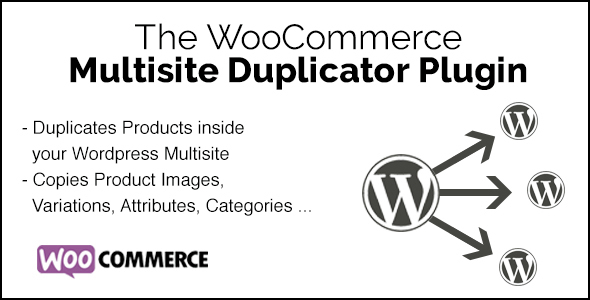 WooCommerce Multisite Duplicator (Products) Download