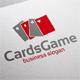Cards Game Logo