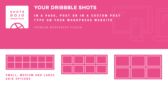 Download WPShotsDojo - Portofolio WordPress Plugin from Dribbble Shots nulled download
