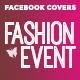 Facebook Timeline Covers - Fashion Event