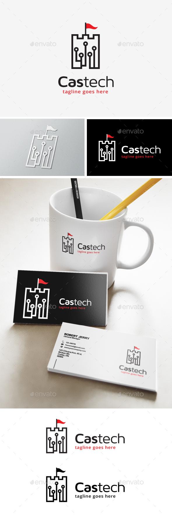Castle Technology Logo