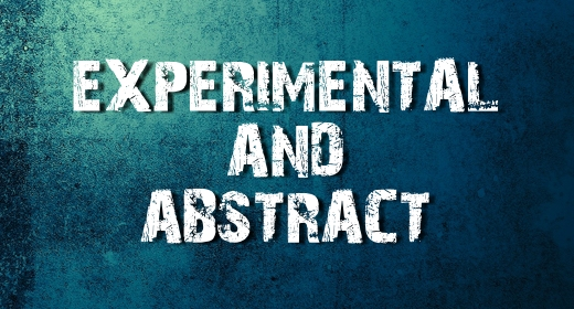 Experimental and Abstract