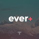 Ever+ | Responsive Multi-purpose HTML Template
