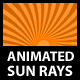 Sun rays animation - ActiveDen Item for Sale