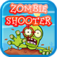 Zombie Shooter - HTML5 Game + Mobile (Capx)