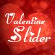 Valentine Offer Slider