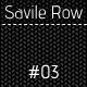 Savile Row Fabric Pattern #03