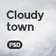 Cloudy Town - Clean Minimal Blog Template