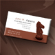 Strategy Business Card - GraphicRiver Item for Sale