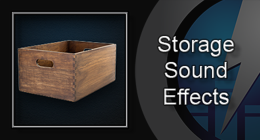 Storage Sound Effects