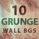 Realistic Grunge Wall Backgrounds