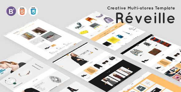 Réveille - Premium Responsive Shopify Theme