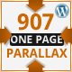 Download 907 - Responsive WP One Page Parallax from ThemeForest