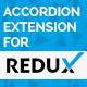 osCitas Accordion Extension For Redux Framework
