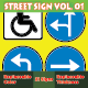 Street Signs Pack Vol. 01