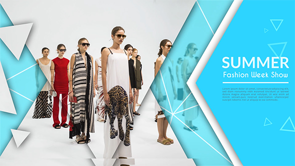 Fashion Ads Slideshow Fashion After Effects Templates F5 Design Com