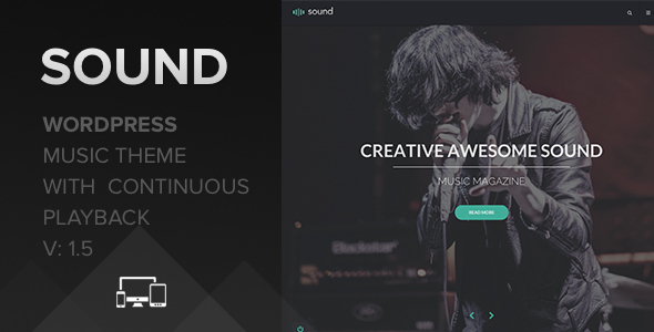 Download Sound Music Theme - With Continuous Playback nulled download