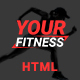 YourFitness — Sport Blog, Fitness Club, Gym Theme (Health & Beauty)