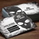 Skull Graphic Designer Business Card