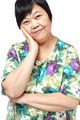 asian woman on white background - PhotoDune Item for Sale