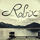 Robix Typeface