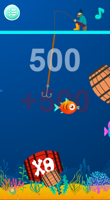 Go fish game by sparximer codecanyon for Go fish game