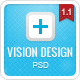 Vision Design - ThemeForest Item for Sale