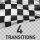 Checkered Flag Transitions