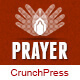Prayer - Church Responsive Site Template