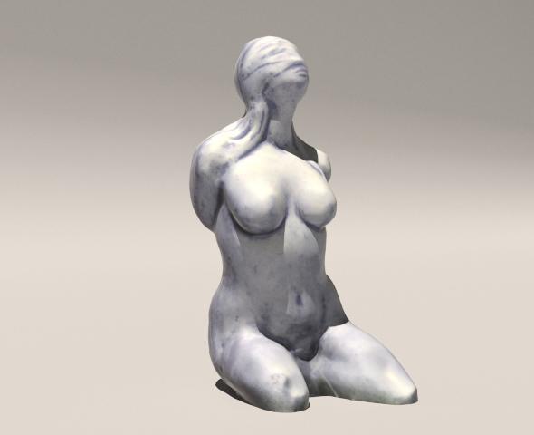 Garden Sculpture - 3DOcean Item for Sale