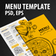 Cafe and Restaurant Templat-Graphicriver中文最全的素材分享平台