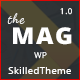 TheMag – WordPress Magazine Theme with Paid Article Submission System and BuddyPress Support (Blog / Magazine)